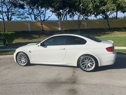 2013 BMW M3 for sale at FALCON AUTO BROKERS LLC in Orlando FL