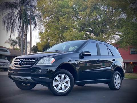 2006 Mercedes-Benz M-Class for sale at FALCON AUTO BROKERS LLC in Orlando FL