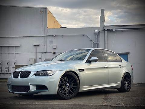 2008 BMW M3 for sale at FALCON AUTO BROKERS LLC in Orlando FL
