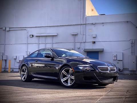 2010 BMW M6 for sale at FALCON AUTO BROKERS LLC in Orlando FL