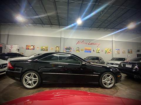 2006 Mercedes-Benz CL-Class for sale at FALCON AUTO BROKERS LLC in Orlando FL