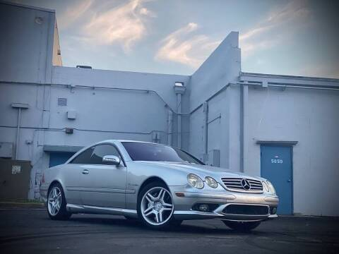 2003 Mercedes-Benz CL-Class for sale at FALCON AUTO BROKERS LLC in Orlando FL