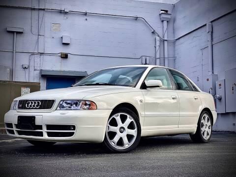 2001 Audi S4 for sale at FALCON AUTO BROKERS LLC in Orlando FL