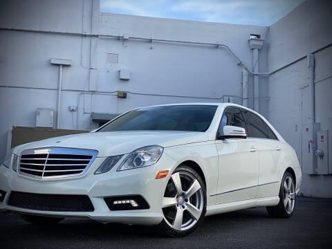 2011 Mercedes-Benz E-Class for sale at FALCON AUTO BROKERS LLC in Orlando FL