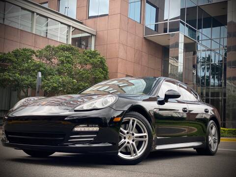 2012 Porsche Panamera for sale at FALCON AUTO BROKERS LLC in Orlando FL