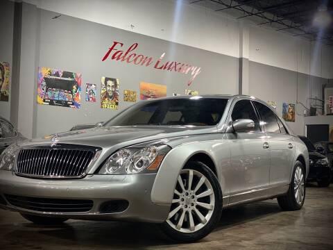 2004 Maybach 57 for sale at FALCON AUTO BROKERS LLC in Orlando FL