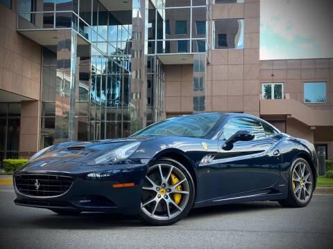2010 Ferrari California for sale at FALCON AUTO BROKERS LLC in Orlando FL