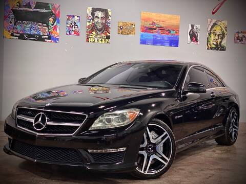 2011 Mercedes-Benz CL-Class for sale at FALCON AUTO BROKERS LLC in Orlando FL