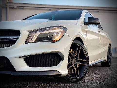 2014 Mercedes-Benz CLA for sale at FALCON AUTO BROKERS LLC in Orlando FL