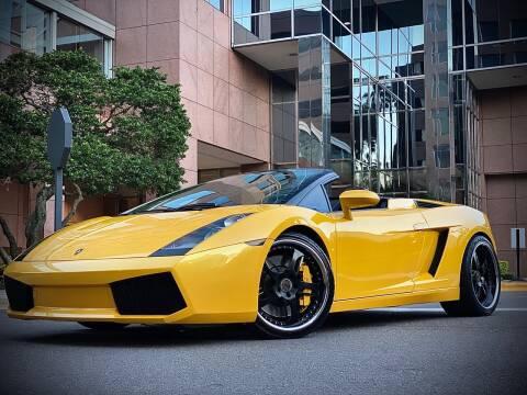 2007 Lamborghini Gallardo for sale at FALCON AUTO BROKERS LLC in Orlando FL