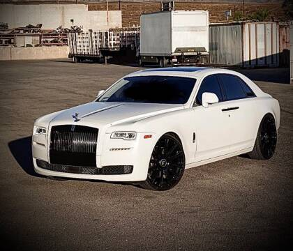 2013 Rolls-Royce Ghost for sale at FALCON AUTO BROKERS LLC in Orlando FL