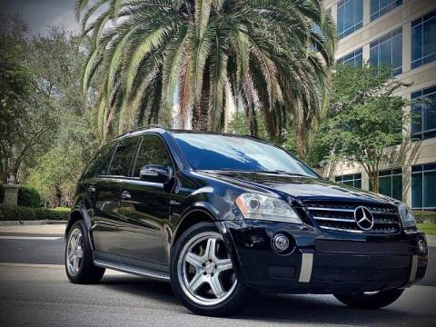 2008 Mercedes-Benz M-Class for sale at FALCON AUTO BROKERS LLC in Orlando FL