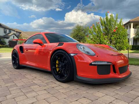 2016 Porsche 911 for sale at FALCON AUTO BROKERS LLC in Orlando FL