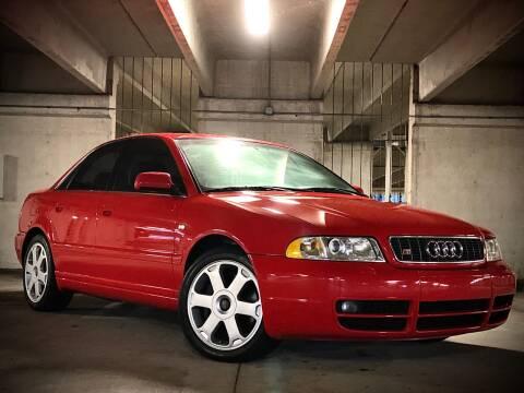 2000 Audi S4 for sale at FALCON AUTO BROKERS LLC in Orlando FL