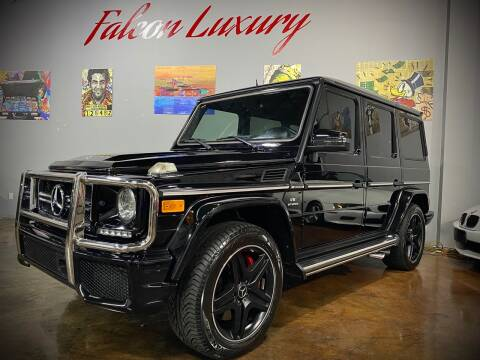 2013 Mercedes-Benz G-Class for sale at FALCON AUTO BROKERS LLC in Orlando FL