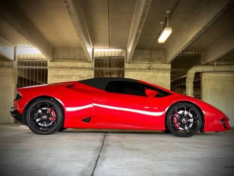 2017 Lamborghini Huracan for sale at FALCON AUTO BROKERS LLC in Orlando FL