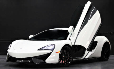 2017 McLaren 570S for sale at FALCON AUTO BROKERS LLC in Orlando FL