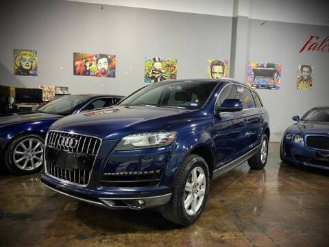 2013 Audi Q7 for sale at FALCON AUTO BROKERS LLC in Orlando FL
