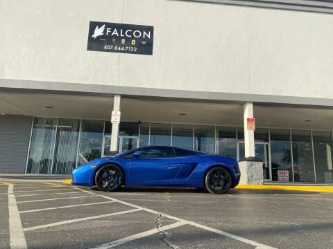 2004 Lamborghini Gallardo for sale at FALCON AUTO BROKERS LLC in Orlando FL