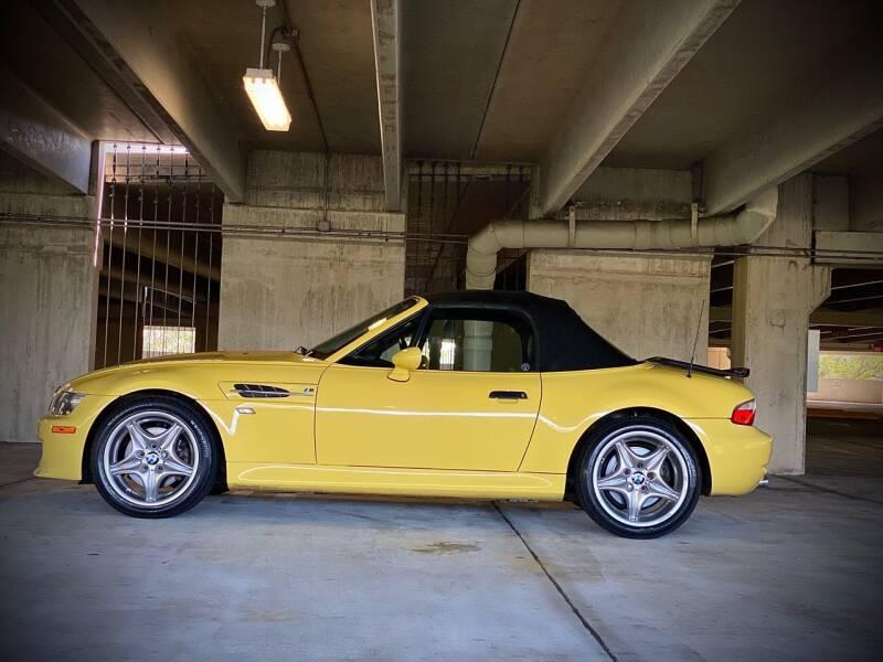 2000 BMW Z3 for sale at FALCON AUTO BROKERS LLC in Orlando FL