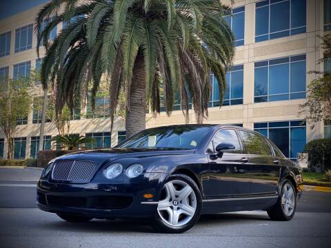 2006 Bentley Continental for sale at FALCON AUTO BROKERS LLC in Orlando FL