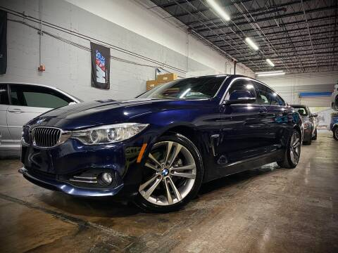 2016 BMW 4 Series for sale at FALCON AUTO BROKERS LLC in Orlando FL