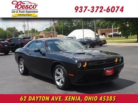 2015 Dodge Challenger for sale in Xenia, OH