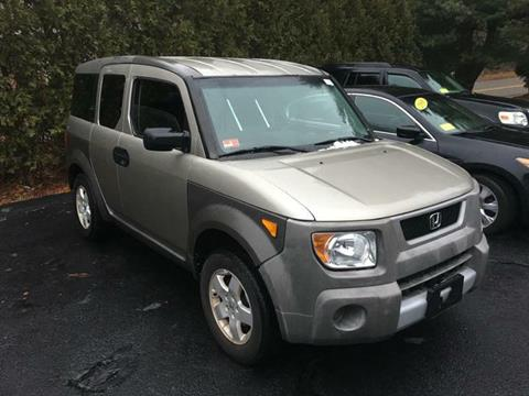2003 Honda Element for sale in Milford, MA