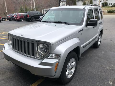 2010 Jeep Liberty for sale in Milford, MA