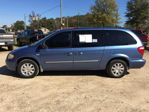 2007 Chrysler Town and Country for sale in Cheraw, SC
