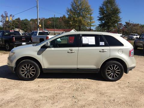 2007 Ford Edge for sale in Cheraw, SC