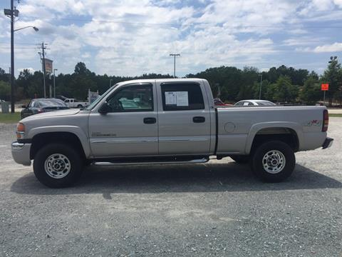 2007 GMC Sierra 2500HD Classic for sale in Pageland, SC