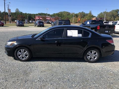 2012 Honda Accord for sale in Pageland, SC