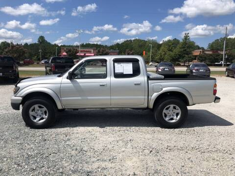 2002 Toyota Tacoma for sale in Pageland, SC