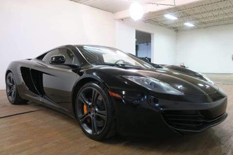 used mclaren mp4-12c for sale - carsforsale®