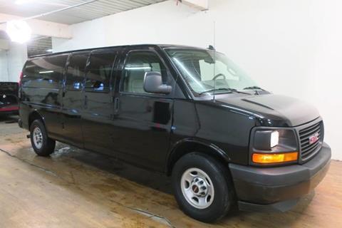 2017 GMC Savana Passenger for sale in Carlstadt, NJ