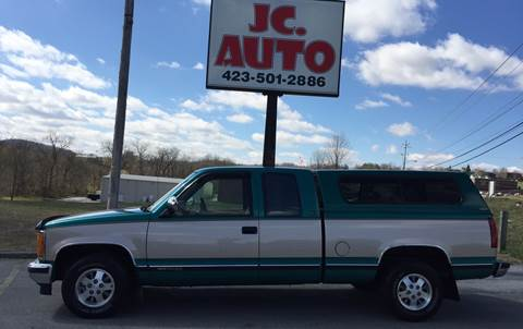 1993 GMC Sierra 1500 for sale in Johnson City, TN