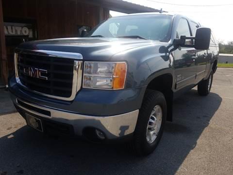 2009 GMC Sierra 2500HD for sale in Johnson City, TN