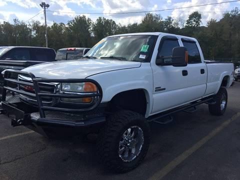 2005 GMC Sierra 3500 for sale in Johnson City, TN