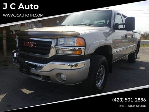 2006 GMC Sierra 2500HD for sale in Johnson City, TN