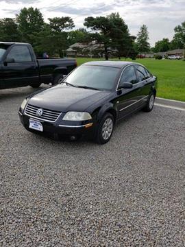 2002 Volkswagen Passat for sale in Trenton, MO