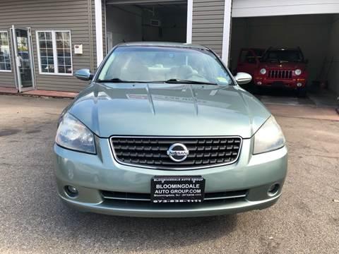 2005 Nissan Altima For Sale In Buford Ga Carsforsale