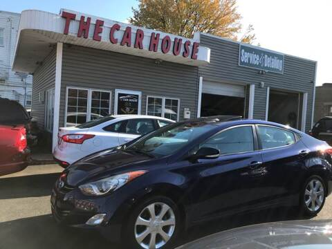 Car Dealerships In Champaign Il >> 2011 Hyundai Elantra For Sale In Garfield Nj