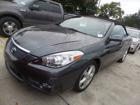 2007 Toyota Camry Solara for sale in Hollywood, FL