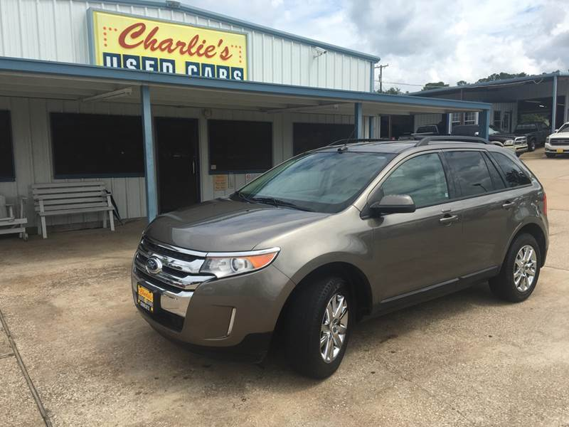 Ford Edge For Sale At Charlies Used Cars In Huntsville Tx