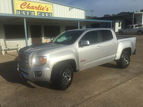 2016 GMC Canyon for sale in Huntsville, TX