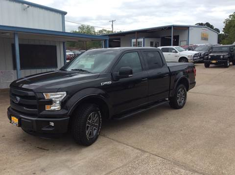 2015 Ford F-150 for sale in Huntsville, TX