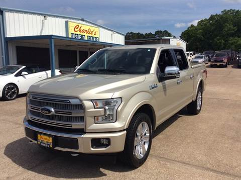 2017 Ford F-150 for sale in Huntsville, TX