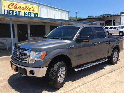 2013 Ford F-150 for sale in Huntsville, TX