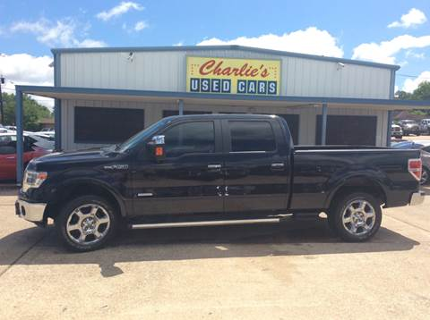 2014 Ford F-150 for sale in Huntsville, TX